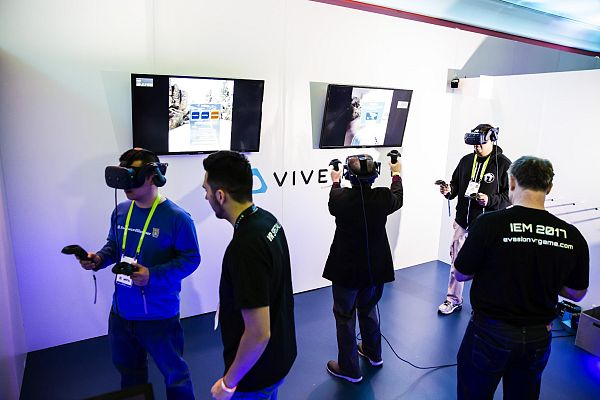 Pico's activations at CES 2018