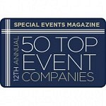 12th Annual 50 Top Event Companies - Second