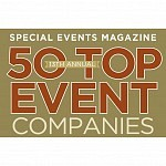 13th Annual 50 Top Event Companies - Top 3
